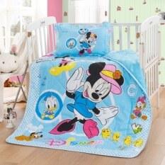 ผ้าห่มผ้าฝ้ายสำหรับเด็กลายการ์ตูนสำหรับห้องแอร์ ใหม่ล่าสุด
