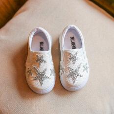 ขาย ซื้อ ป่าระบายอากาศเด็กทารกรองเท้าชายรองเท้าเด็ก