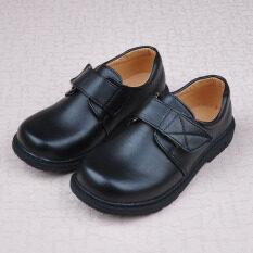 ขาย รองเท้าใหม่สีดำรองเท้าเด็กรองเท้าเด็กผู้ชาย Unbranded Generic ผู้ค้าส่ง