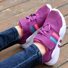 ราคา ฤดูใบไม้ร่วงใหม่เด็กลำลองรองเท้ากีฬารองเท้าผู้หญิง ที่สุด