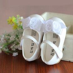 ขาย ซื้อ ออนไลน์ ทารกและเด็กสีชมพูเจ้าหญิงรองเท้ารองเท้าเด็ก