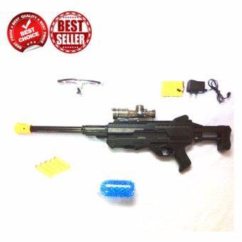 ปืนยิงกระสุนน้ำ ปืนยิงกระสุนโฟม แบบยิงต่อเนื่อง
