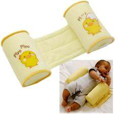 หมอนจัดท่านอนเด็ก หมอนเด็ก หมอนป้องกันการพลิกตัวเด็กทารก (สีเหลือง).