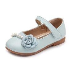 ขาย ขนาดมุกใหม่รองเท้าฤดูใบไม้ผลิรองเท้าเด็ก ถูก ใน ฮ่องกง