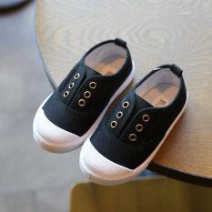 ส่วนลด เหยียบเท้าชุดลำลองรองเท้าเด็กรองเท้าผ้าใบ Unbranded Generic