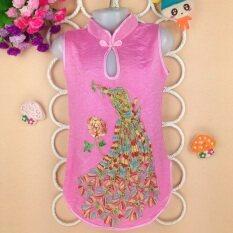 ซื้อ จีนลมฤดูใบไม้ผลิและฤดูร้อนของเด็กสาวเสื้อผ้าเครื่องแต่งกายจะเข้ ใน ฮ่องกง