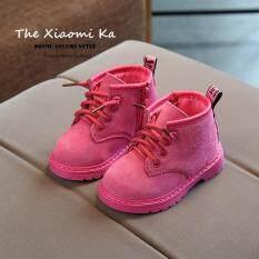 ราคา ฤดูใบไม้ร่วงและฤดูหนาวป่าด้านล่างนุ่มสาวรองเท้าบูทในหลอดมาร์ตินรองเท้า ถูก