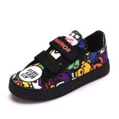 ส่วนลด สะดวกสบายสวมใส่เหยียบสาวด้านล่างนุ่มรองเท้าผ้าใบเด็กชายรองเท้าผ้าใบ Unbranded Generic ฮ่องกง