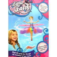 ของเล่นตุ๊กตา นางฟ้า บินได้ บังคับได้ด้วยฝ่ามือ พร้อมไฟกระพริบ.
