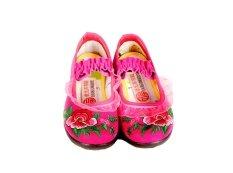 ซื้อ หญิงรองเท้าเด็กเก่าปักกิ่งรองเท้าเด็กที่ทำด้วยมือ ใหม่ล่าสุด