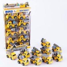 ราคา Proudnada Toys ของเล่นเด็กรถก่อสร้าง 10 คัน Superior Trucks Construction No 331 3 Proudnada Toys เป็นต้นฉบับ