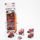 ขาย Proudnada Toys ของเล่นเด็กชุดรถเหล็กดับเพลิง 5 คัน Xing Lian Meng Model Car No 82050 Proudnada Toys ใน Thailand