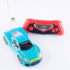 ซื้อ Proudnada Toys ของเล่นเด็กรถบังคับวิทยุตราเพชร สีฟ้า Auldey Rc Racing 298020 ออนไลน์ ถูก