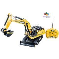 ขาย Proudnada Toys ของเล่นเด็กรถแม็คโครบังคับวิทยุไร้สาย คันใหญ่ Bao Niu Super Power 1 20 No R396 Proudnada Toys ถูก