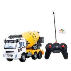 ขาย Proudnada Toys ของเล่นเด็กรถโม่ปูนบังคับวิทยุ Giant Super Builders No 175A ผู้ค้าส่ง