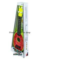 ทบทวน Proudnada Toys ของเล่นเด็กกีต้าแตงโม Fruitsguitar Ukulele No 77 06B Green Proudnada Toys