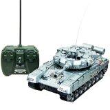ส่วนลด Proudnada Toys ของเล่นเด็กรถถังบังคับวิทยุ คันใหญ่ Rc Tank Series สีเทา No Xj13