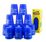 ซื้อ Proudnada Toys Stack Cup เกมส์เรียงแก้ว สีน้ำเงิน Speed Stacks No P12 ถูก ใน กรุงเทพมหานคร