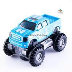 ราคา Proudnada Toys ของเล่นเด็กรถบิ๊กฟุตชนถอย สีน้ำเงิน Wei Te Feng Cross Country Pioneer No 9155C ออนไลน์