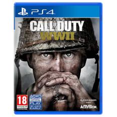 PS4 Call of Duty: World War II Standard Edition