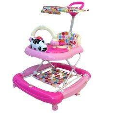 ซื้อ Psb Net รถหัดเดินเด็กหน้าแมวLion สีชมพู Pink ใหม่