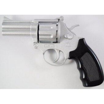 ปืนแก๊ป ปืนปล่อยตัวนักกีฬา ปืนไล่นก ไล่หนู เงิน