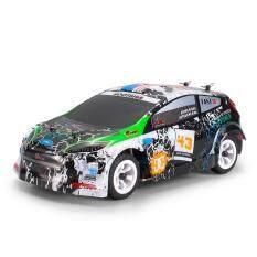 ราคา รถบังคับไฟฟ้า Rally Car 4Wd อัตราส่วน 1 28 ความเร็วสูงสุด 30กิโลเมตร ชั่วโมง Wltoys K989 ราคาถูกที่สุด