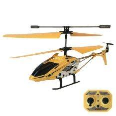 ขาย Rctoystoryเครื่องบิน เฮลิคอปเตอร์ บังคับ ฮอร์เล็ก3 5 Channelsกระป๋อง สีเหลือง Rctoystory ผู้ค้าส่ง