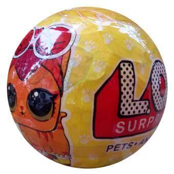 Rctoystory ไข่ตุ๊กตาเซอร์ไพรส์ 7 ชั้น หรรษา L.Q.L Surprise doll 1 ลูก