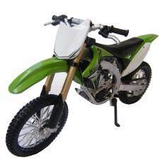 ซื้อ Rctoystory โมเดล รถมอเตอร์ไซค์ วิบาก มอเตอร์ครอส รุ่น Kawasaki Kx450F ขาว เขียว Rctoystory ออนไลน์