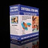 ซื้อ (Ready Stock)2Pcs Baby Universal 360 Degree Rotate Gyro Bowl Spill Resistant Intl ออนไลน์ ถูก