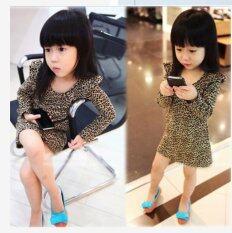 ขาย ซื้อ Riko ชุดเดรส เด็กผู้หญิง ลายเสือ ใน Thailand