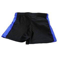 ขาย Riko กางเกงว่ายน้ำเด็กชาย สีน้ำเงิน ออนไลน์ Thailand