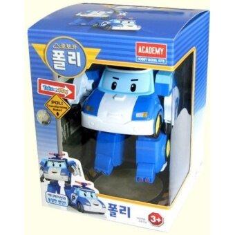 ของเล่นเสริมทักษะสำหรับเด็ก Robocar Poli - Poli (Transformers)หุ่นยนต์ตำรวจโพลี่