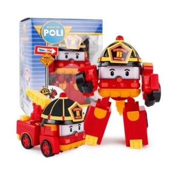 Robocar Poli - Roy (Transformers) หุ่นยนต์ดับเพลิงโพลี่