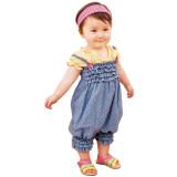 ทบทวน Rorychen Cute Baby G*rl Bowknt Sleeveless Polka Dot Jumpsuit Rorychen