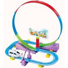 รถไฟตีลังกา Track Racer 32 ชิ้น By Kids Toys 2you.