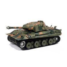 ซื้อ รถบังคับวิทยุ รถบังคับไฟฟ้า รถถังบังคับวิทยุ German Panther 3819 Scale 1 16 ออนไลน์ ถูก