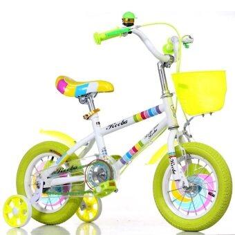 รถจักรยานเด็กสีเขียว-หลากสี 16\
