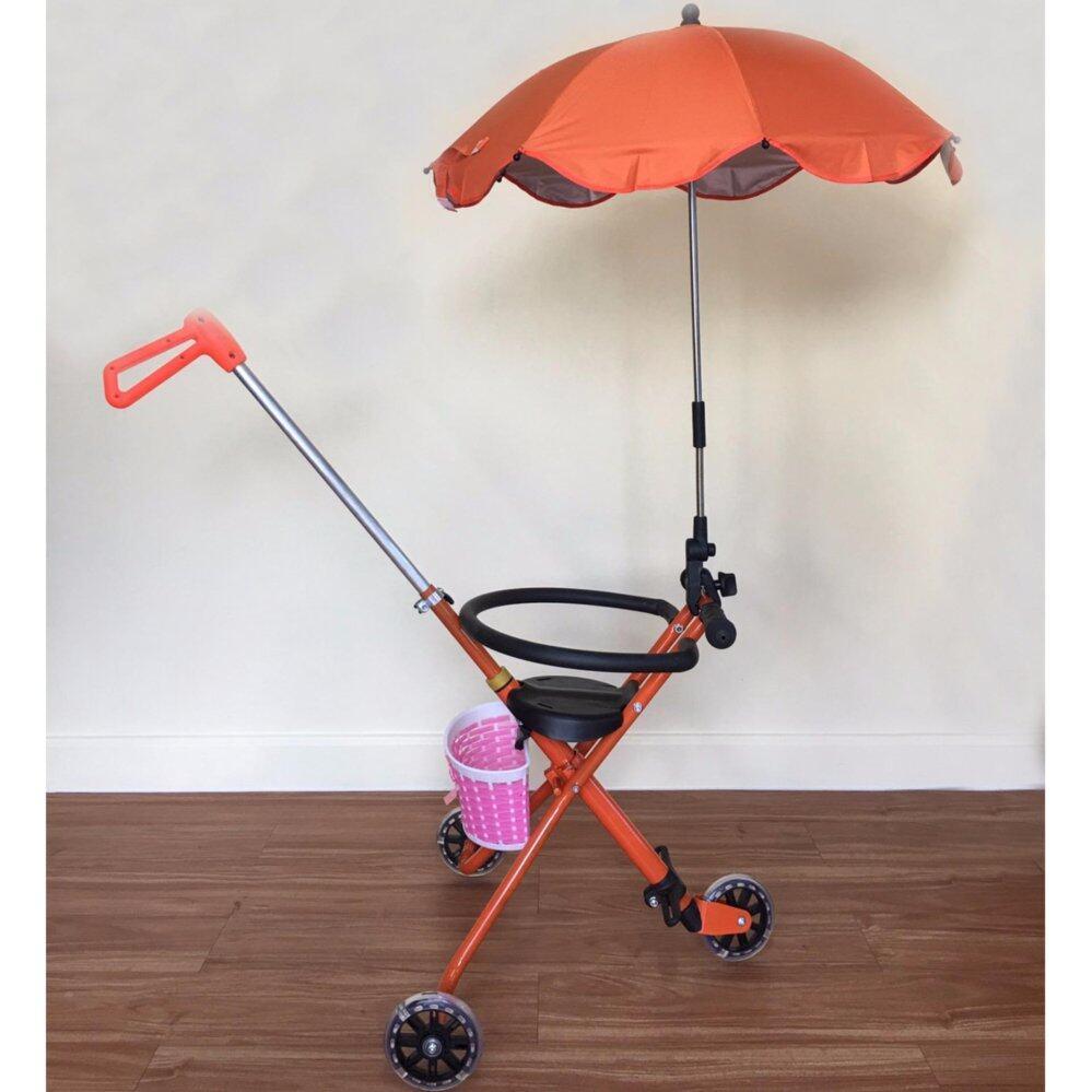 ส่วนลดถูกสุด ๆ Grace อุปกรณ์เสริมรถเข็นเด็ก มุ้งคลุมรถเข็นเด็กหลบร้อน กันยุง กันแมลง (สีขาว) ยินดีคืนเงิน