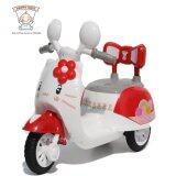 ขาย รถมอเตอร์ไซค์ 3 ล้อ คุณหนู คิตตี้ 3207 สีแดง Children Electric Ride On ถูก ใน พระนครศรีอยุธยา