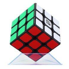 รูบิคของลูกบาศก์ Teasers สมองความเร็ว Yongjun Yulong เมจิกคิวบ์ 3x3x3 ปริศนาสีดำ Yj8304 - นานาชาติ.