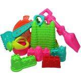 ซื้อ Rwr Toy เล่นทราย ตักทราย ถังปราสาททรายพร้อมอุปกรณ์ Ad7031 ใหม่ล่าสุด
