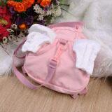 ขาย Safety Harness Kid Baby Angel Backpack With Wing Reins Harnesses Kids Backpack Toddler Backpack Pink Colour Double Straps Baby Outdoor Fashion Accessories Intl เป็นต้นฉบับ