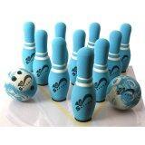โปรโมชั่น Safsof ชุดโบว์ลิ่งในกระเป๋าสะพาย รุ่น Jbb 07 1 B สีฟ้า Safsof ใหม่ล่าสุด