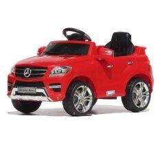 ซื้อ Scm Shop รถเด็กไฟฟ้า รถเด็กเล่น รถแบตเตอรี่ไฟฟ้า รถบังคับ Qx7996 1M Rรุ่น รถเบ็นซ์ Benz สีแดง ออนไลน์