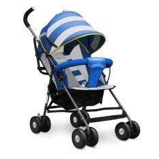 ราคา Seebaby รถเข็นเด็ก รุ่น S05 1 สีน้ำเงิน Seebaby ออนไลน์