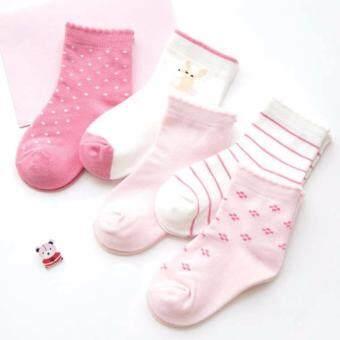 ถุงเท้าแฟนซี Set 5 คู่ไม่ซ้ำลาย มีหลายแบบให้เลือก สินค้าขายดี