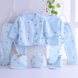 ราคา ราคาถูกที่สุด Set 7 ชิ้น สำหรับเด็กแรกเกิด 3 เดือน As083 A