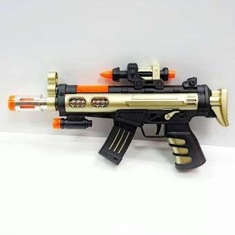 Shoot Gun ปืนเด็กเล่น ปืนกล ปืนมีไฟ